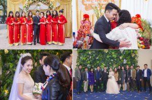 dịch vụ quay phim đám cưới tại Hà Nội