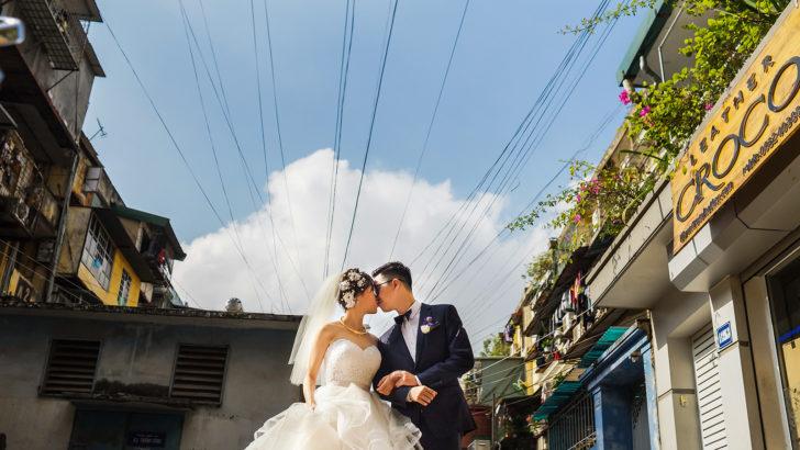 dịch vụ chụp ảnh đám cưới