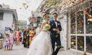 quay phim chụp ảnh đám cưới đẹp