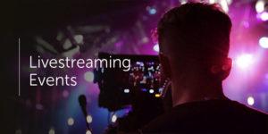 livestream sự kiện