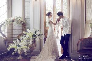 Concept chụp ảnh cưới phong cách Hàn Quốc