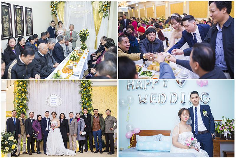 Chụp ảnh cưới truyền thống