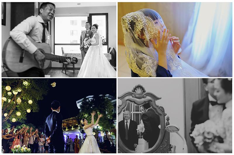 Chụp phóng sự cưới