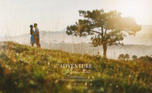 chụp ảnh cưới đẹp ở Đà Lạt