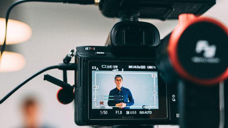 dịch vụ quay phim bài giảng