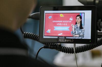 Sản xuất video bài giảng