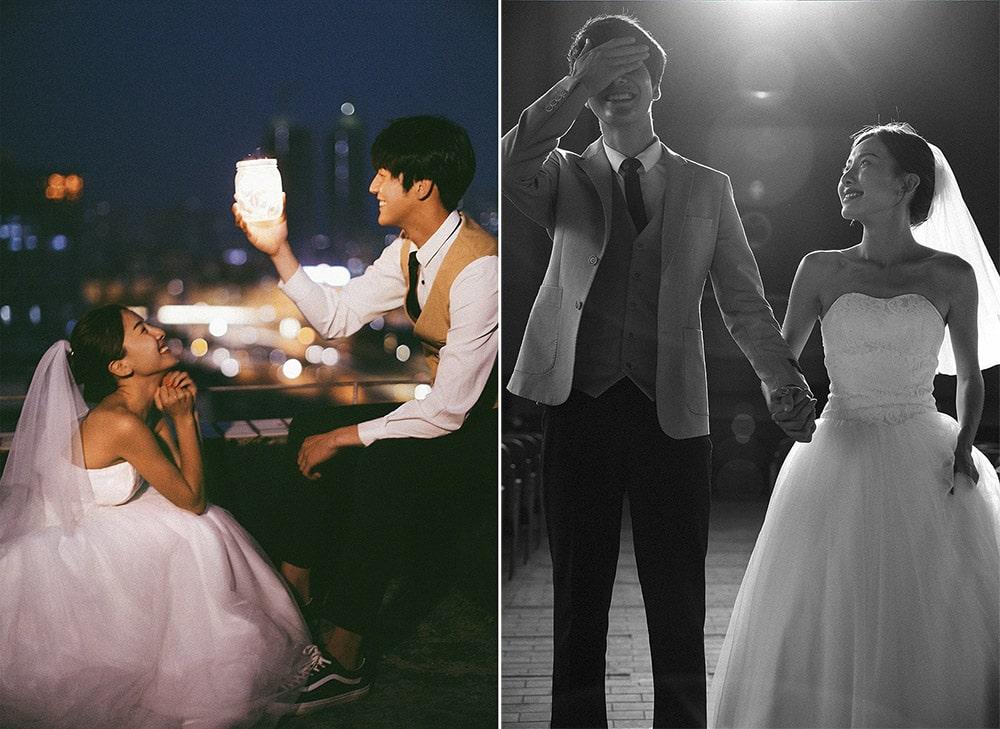cách tạo dáng chụp ảnh cưới đẹp