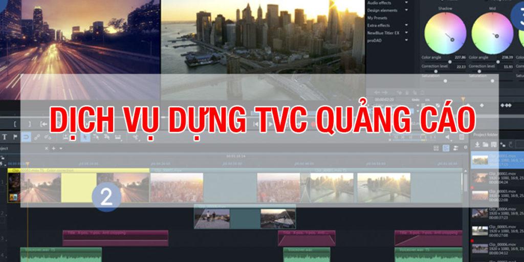 Dịch vụ dựng phim TVC quảng cáo  chuyên nghiệp tại HANOI STUDIO
